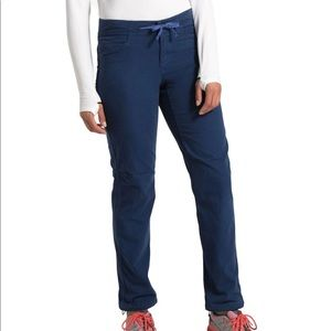 The North Face North Dome Pant in blue size 10